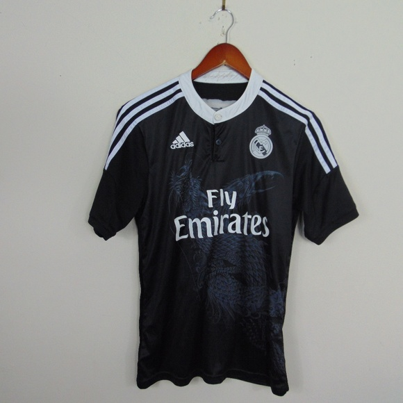 73542ea46 adidas Other - 2014 Adidas Real Madrid Ronaldo 7 Soccer Jersey S
